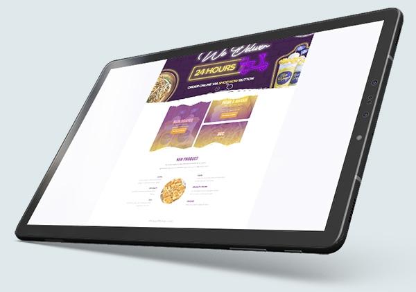 zipeli online web store service